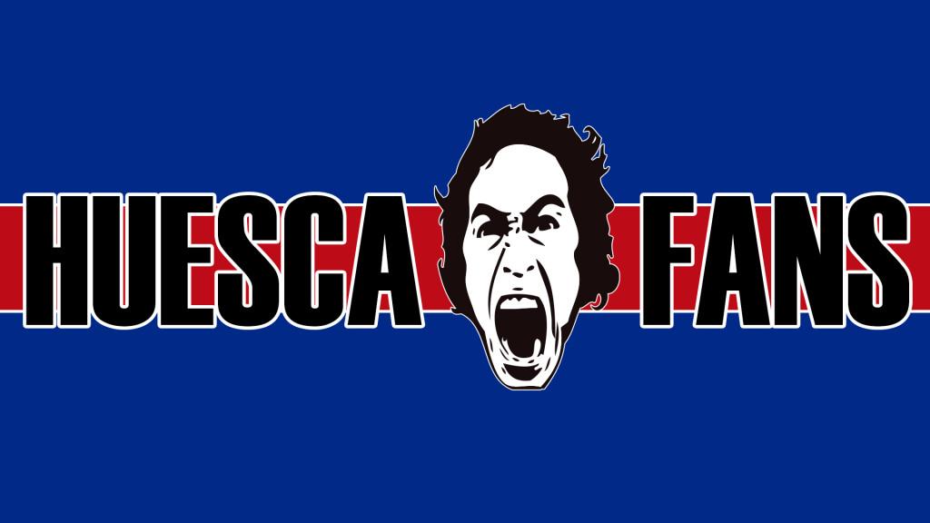 HUESCA_Fans_Grito